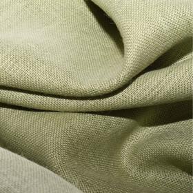 Toile de jute Pistache, le mètre - Fournitures tapissier