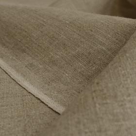 Tissus Lin 240 gr/m² - coloris naturel, le mètre - Fournitures tapissier