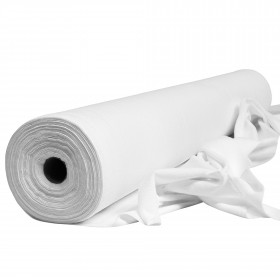 Microfibre 300 gr/m² - Eponge absorbant blanc, rouleau de 20 mètres - Fournitures tapissier