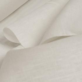 Toile de Lin 240 gr/m² - coloris blanc, le mètre - Fournitures tapissier