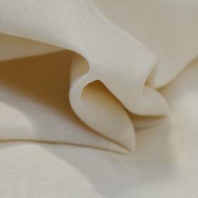 Toile à beurre coton 75 gr/m² naturel, au mètre - Fournitures tapissier