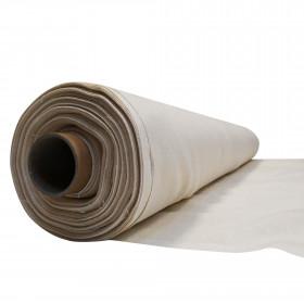 Toile à beurre coton 75 gr/m² naturel, rouleau de 35 mètres - Fournitures tapissier