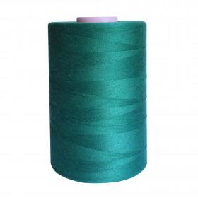 Bobine de fil SABA N°80 -Vert Emeraude-359-5000ml - Mercerie