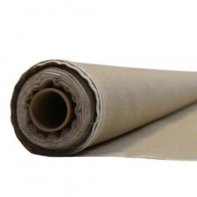 Tissu Lin 240 gr/m² - coloris naturel, rouleau de 20 mètres - Fournitures tapissier