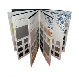 Collection des tissus Sunbrella Marine Decorative - Tissus ameublement