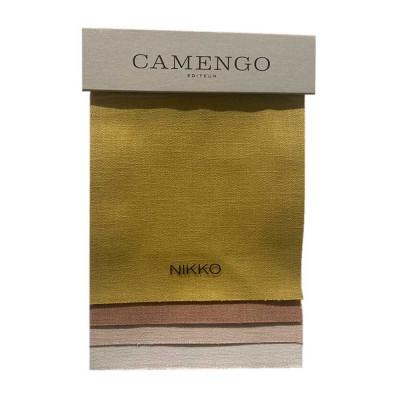 Collection de tissu gamme Nikko Camengo