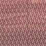Tissu Camengo - Collection Izu - Momiji Terracota - 140 cm