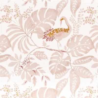 Tissu Camengo - Collection Izu - Izu Rose - 138 cm