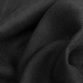 Toile de jute Anthracite, le mètre - Fournitures tapissier