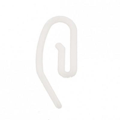 Agrafes escargot plastique - Par 1000