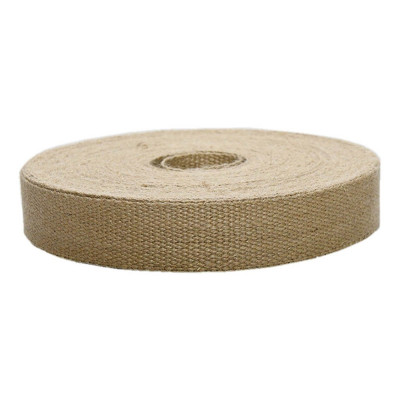 Sangle jute CS 811 40 mm, 25 mètres - Fournitures tapissier
