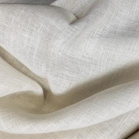 Toile de jute Blanc le mètre - Fournitures tapissier