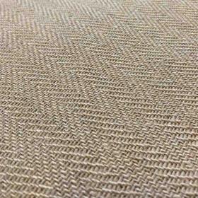 Toile de Jute à chevrons 600gr/m², Ecrue au mètre - Fournitures tapissier