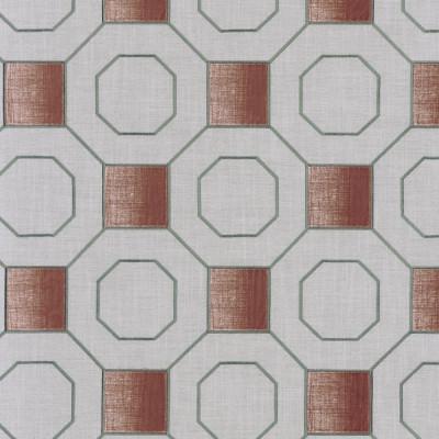 Tissu Camengo - Collection Vérone - Vérone Terracota - 137 cm