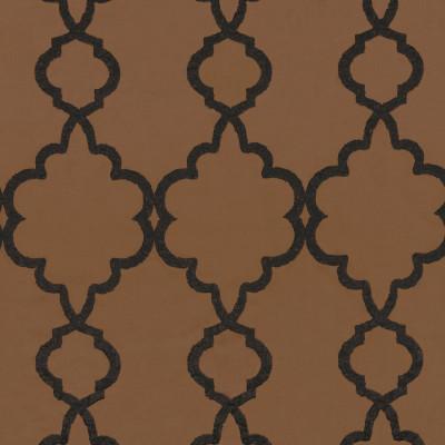 Tissu Camengo - Collection Vérone - Roméo Cuivre - 136 cm
