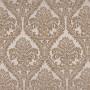 Tissu Camengo - Collection Vérone - Juliette Taupe - 144cm