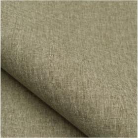 Tissu NOBILIS - Collection Mirage Filomene Non feu - Taupe - 140 cm - Tissus ameublement