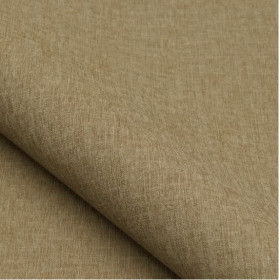 Tissu NOBILIS - Collection Mirage Filomene - Cappuccino - 140 cm - Tissus ameublement
