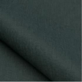 Tissu NOBILIS - Collection Mirage Filomene Non feu - Bleu marine - 140 cm - Tissus ameublement