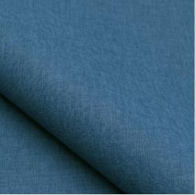 Tissu NOBILIS - Collection Mirage Filomene Non feu - Bleu roi - 140 cm - Tissus ameublement