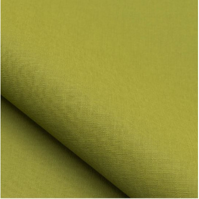 Simili Cuir NOBILIS - Collection Mirage Filomene - Vert pomme - 140 cm
