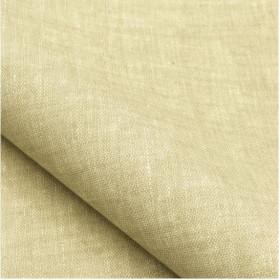 Tissu NOBILIS - Collection Mirage Linum Non feu - Ivoire - 140 cm - Tissus ameublement