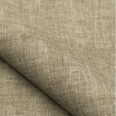 Tissu NOBILIS - Collection Mirage Linum - Taupe - 140 cm