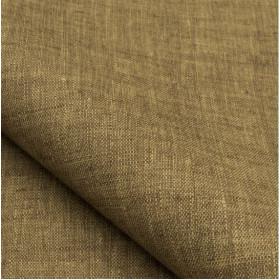 Tissu NOBILIS - Collection Mirage Linum - Cappuccino - 140 cm - Tissus ameublement