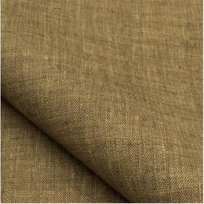 Tissu NOBILIS - Collection Mirage Linum - Cappuccino - 140 cm