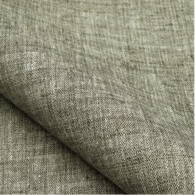 Tissu NOBILIS - Collection Mirage Linum - Anthracite - 140 cm