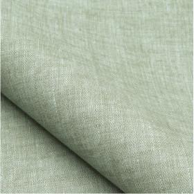Tissu NOBILIS - Collection Mirage Linum Non feu - Aqua - 140 cm - Tissus ameublement