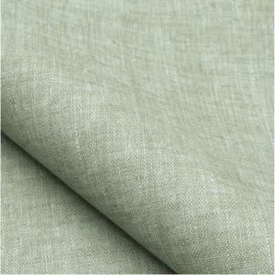 Tissu NOBILIS - Collection Mirage Linum - Aqua - 140 cm