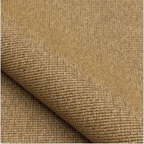 Tissu NOBILIS - Collection Mirage Paille - Cappuccino - 137 cm - Tissus ameublement