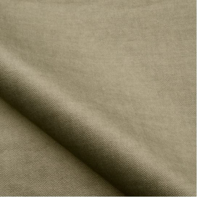 Tissu velours NOBILIS - Collection Milo - Galet - 140 cm