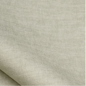Tissu velours NOBILIS - Collection Milo - Nuage - 140 cm - Tissus ameublement