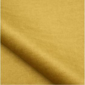 Tissu velours NOBILIS - Collection Milo - Paille - 140 cm - Tissus ameublement