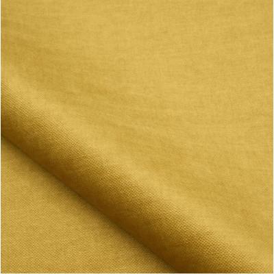 Tissu velours NOBILIS - Collection Milo - Paille - 140 cm