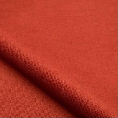 Tissu velours NOBILIS - Collection Milo - Rouge Opéra - 140 cm
