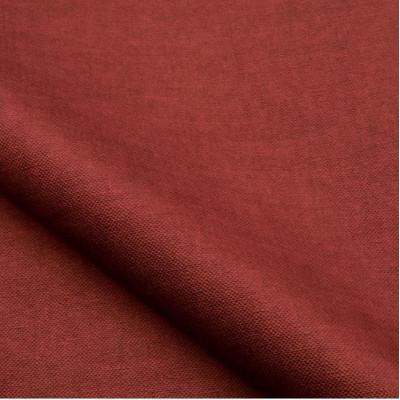 Tissu velours NOBILIS - Collection Milo - Bordeaux - 140 cm