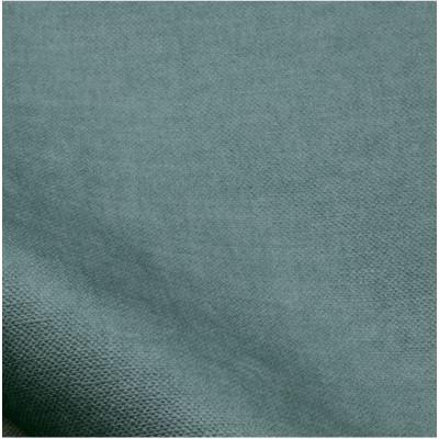 Tissu velours NOBILIS - Collection Milo - Bleu Glacier - 140 cm