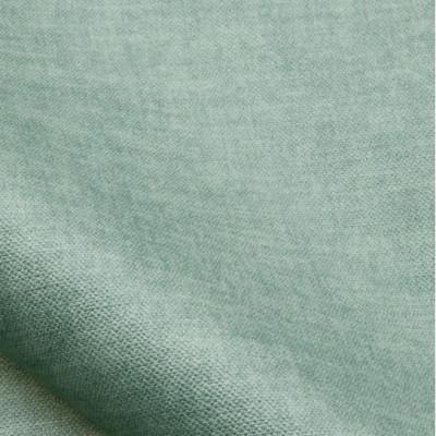 Tissu velours NOBILIS - Collection Milo - Aqua - 140 cm