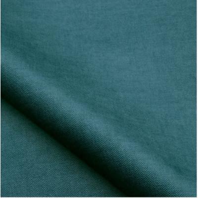 Tissu velours NOBILIS - Collection Milo - Canard - 140 cm