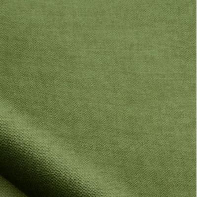 Tissu velours NOBILIS - Collection Milo - Vert Kaki - 140 cm