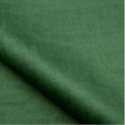 Tissu velours NOBILIS - Collection Milo - Vert Emeraude - 140 cm