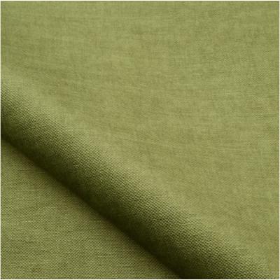 Tissu velours NOBILIS - Collection Milo - Fougère - 140 cm