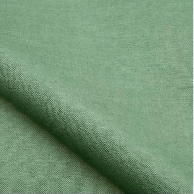 Tissu velours NOBILIS - Collection Milo - Vert Amande - 140 cm