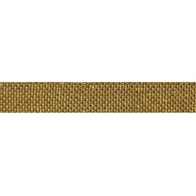 Galon Métal Simple 12mm 1901 IDF - Or 104