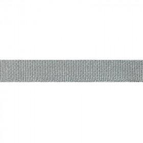 Galon Métal Simple 12mm + adhésif 1911 IDF - Gris 101 - Passementerie