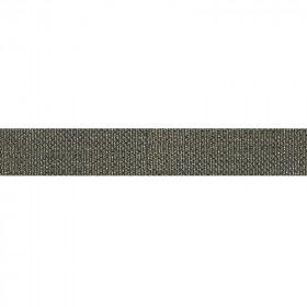 Galon Métal Simple 12mm+ adhésif 1911 IDF - Argent 102 - Passementerie