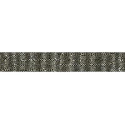 Galon Métal Simple 12mm + adhésif 1911 IDF - Argent 102